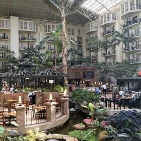 Stay a night at the Gaylord Opryland Resort, Nashville, USA - Bucket List Ideas