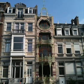 See Maison Saint-Cyr house in Brussels - Bucket List Ideas