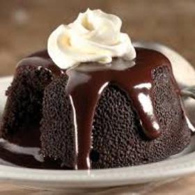 Make a chocolate lava cake - Bucket List Ideas