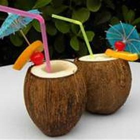 Drink from a coconut - Bucket List Ideas