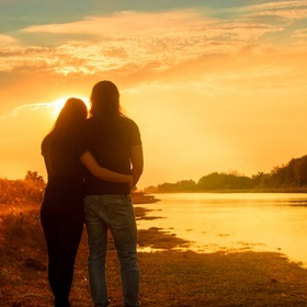 Enjoy sunset with someone you love - Bucket List Ideas