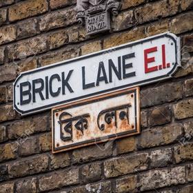 Wander down Brick Lane - Bucket List Ideas