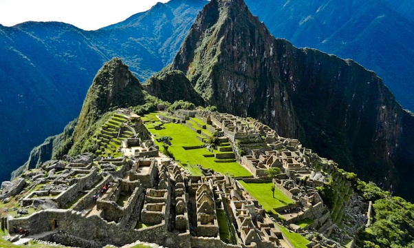 See Machu Picchu - Bucket List Ideas