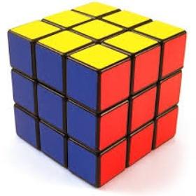 Complete the Rubix Cube - Bucket List Ideas