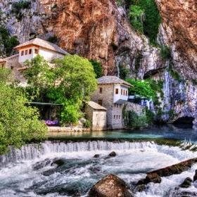 Visit the small town of Blagaj - Bucket List Ideas