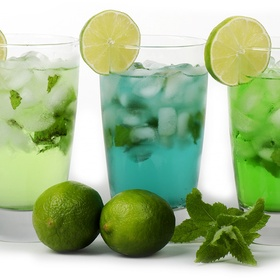 Drink a colour changing mojito - Bucket List Ideas