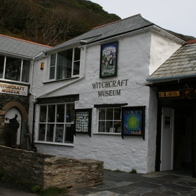 Visit the Museum of Witchcraft - Bucket List Ideas