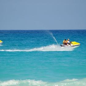 Ride a jetski! - Bucket List Ideas