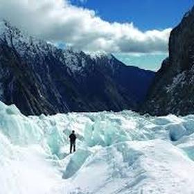 Climb a glacier - Bucket List Ideas