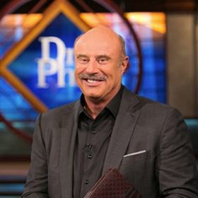 Be in the audience at the Dr. Phil Show - Bucket List Ideas