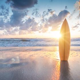 Go Surfing - Bucket List Ideas