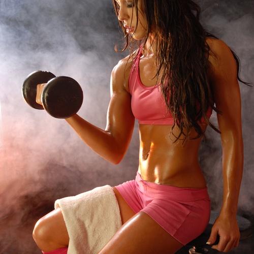 Get fit! - Bucket List Ideas