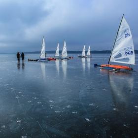 Go Ice Sailing - Bucket List Ideas