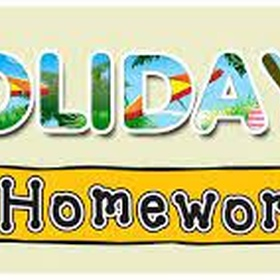 Make a holiday homework kit for my students - Bucket List Ideas