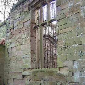 Find the derelict church in Colwick Woods - Bucket List Ideas