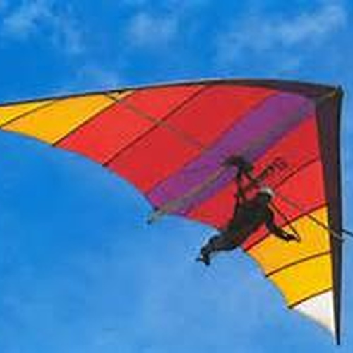 Go Hang gliding - Bucket List Ideas