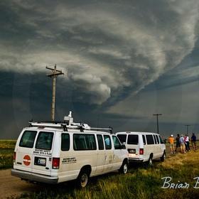 Go Storm Chasing in Tornado Alley - Bucket List Ideas