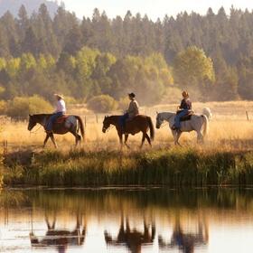 Go horseback riding - Bucket List Ideas