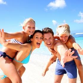 Go on a family holiday - Bucket List Ideas