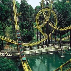 Ride a Rollercoaster - Bucket List Ideas