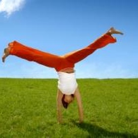 Learn how to do a cartwheel - Bucket List Ideas