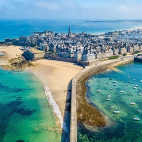 Visit Saint-Malo, France - Bucket List Ideas