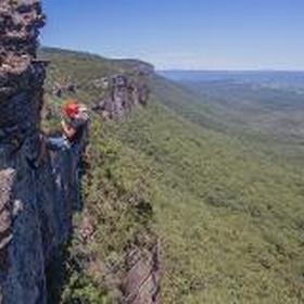 Abseil down a cliff - Bucket List Ideas