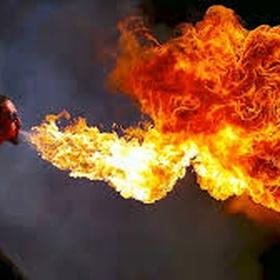Fire Breathe - Bucket List Ideas