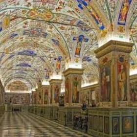 See the Sistine Chapel - Bucket List Ideas