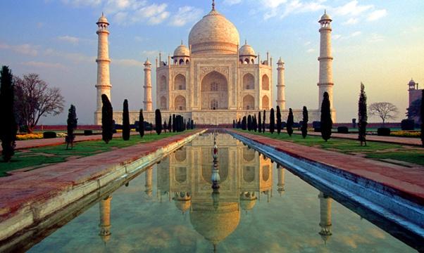 Visit The Taj Mahal, India - Bucket List Ideas
