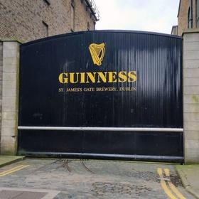 Tour the guinness factory in dublin - Bucket List Ideas