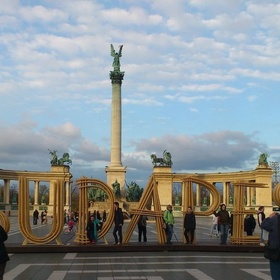 Visit Heroes' Square in Budapest, Hungary - Bucket List Ideas