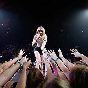 See Taylor Swift in concert - Bucket List Ideas