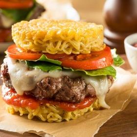 Make ramen burgers - Bucket List Ideas