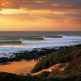 Stay in Jeffreys Bay for atleast a month - Bucket List Ideas