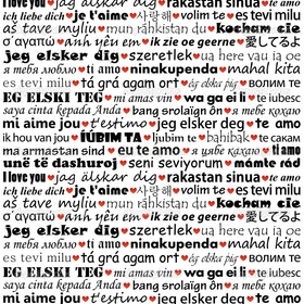 """Learn to say """"I Love You"""" in 25 different languages - Bucket List Ideas"""