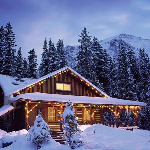 Have a white Christmas - Bucket List Ideas
