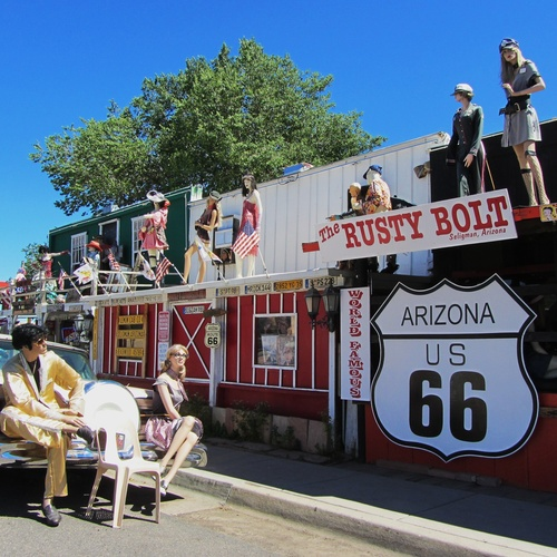 Drive Route 66 - Bucket List Ideas