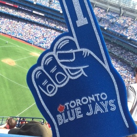 Take parents to Blue Jays game - Bucket List Ideas