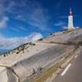 Bike to the top of the Mont Ventoux - Bucket List Ideas