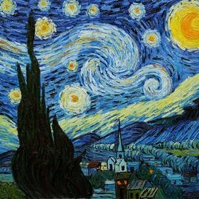 See a Van Gogh painting - Bucket List Ideas