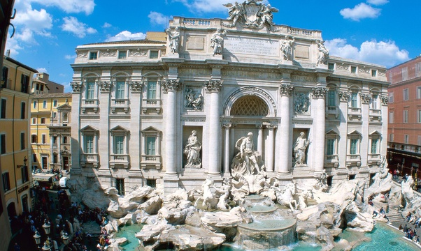 Go to Rome - Bucket List Ideas