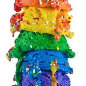 Eating an ice cream like this photo - Bucket List Ideas