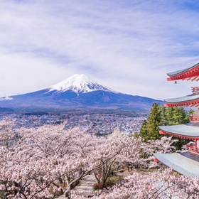 Travel to Japan and see mount Fuji - Bucket List Ideas