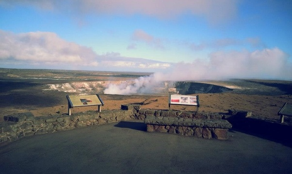 Visit an active volcano - Bucket List Ideas