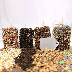 Try Rice Krispie Pop from Savannah's Candy Kitchen - Bucket List Ideas