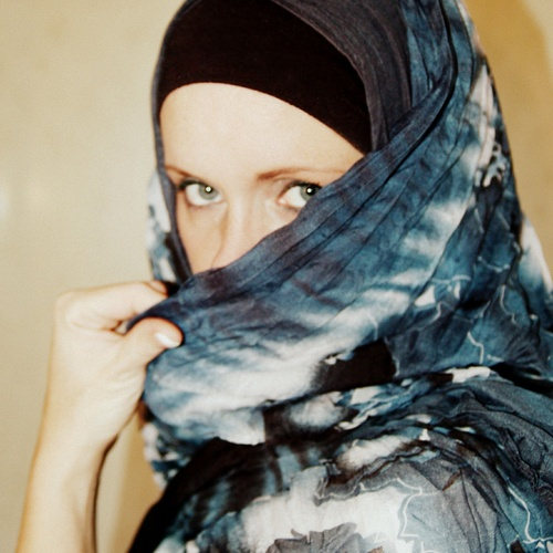 Wear hijab - Bucket List Ideas