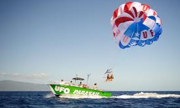 Parasail - Bucket List Ideas