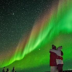 """روؤية الشفق القطبي الشمالي """"See the Northern Lights (Aurora Borealis)"""" - Bucket List Ideas"""