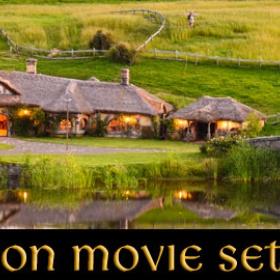 Visit Hobbiton in New Zealand - Bucket List Ideas